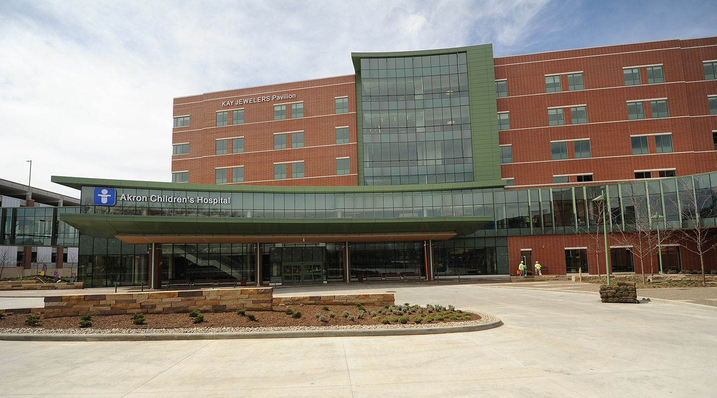 Welty Akron Children's Hospital Opens $180 Million Patient ...